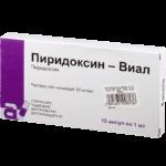 Пиридоксин в капельнице от запоя