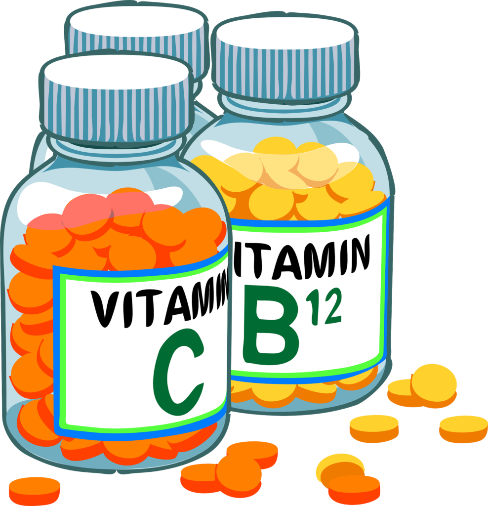 витамины при похмелье