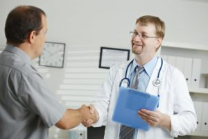 внимание и забота о здоровье пациента