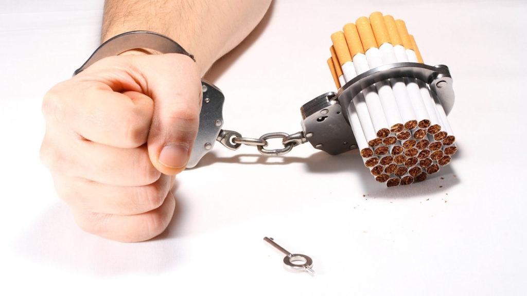 конечная стадия табачной зависимости